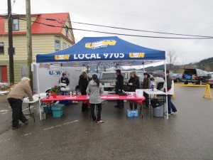 dedicated volunteers in rossland