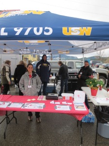 USW 9705/United Way of Trail and district partneship