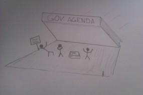 Gov agenda